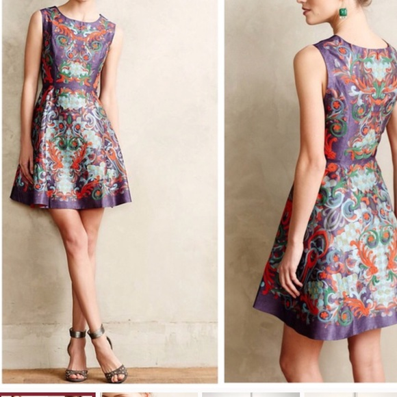 611c5a2076733 Anthropologie Dresses & Skirts - Anthropologie Octave Dress by Pankaj &  Nidhi